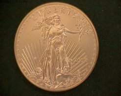 Saint Gaudens 1/10 Ounce Gold